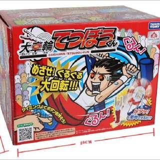 🚚 日版現貨 TOMY 大車輪 桌遊 體操單槓遊戲 大迴轉 TAKARA 稀有 對戰競賽玩具 日本 非變形金剛海賊王鋼鐵人