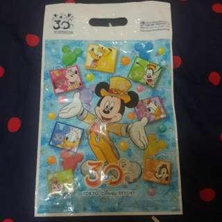 迪士尼袋子