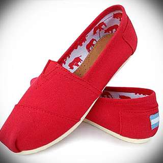 Canvas Shoes/Loafers for Men and Women