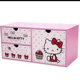 Hello kitty置物盒