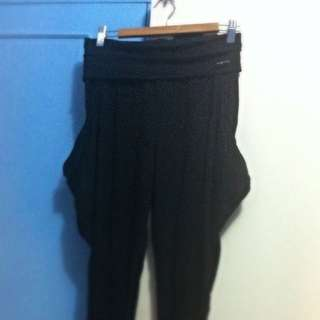 Lorna Jane Deluxe Black Pants Brand New Size S