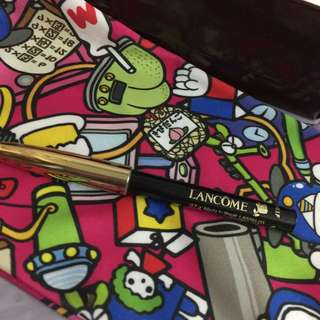 🚚 蘭蔻 Lancôme 黑色眼線筆 0.7g 隨身版/迷你眼線筆
