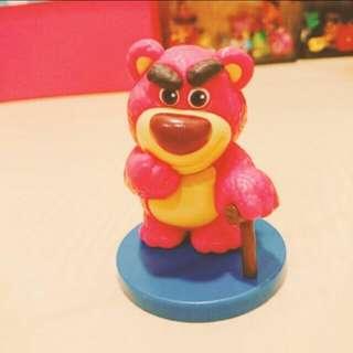 玩具總動員 公仔 熊抱哥