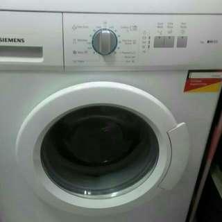 Siemens 7KG 洗衣機