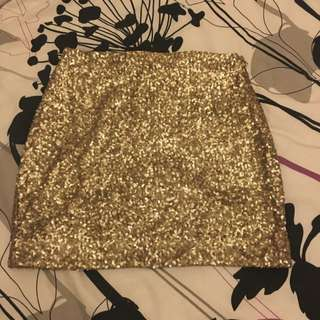 Sequin Skirt Perfect For Parties