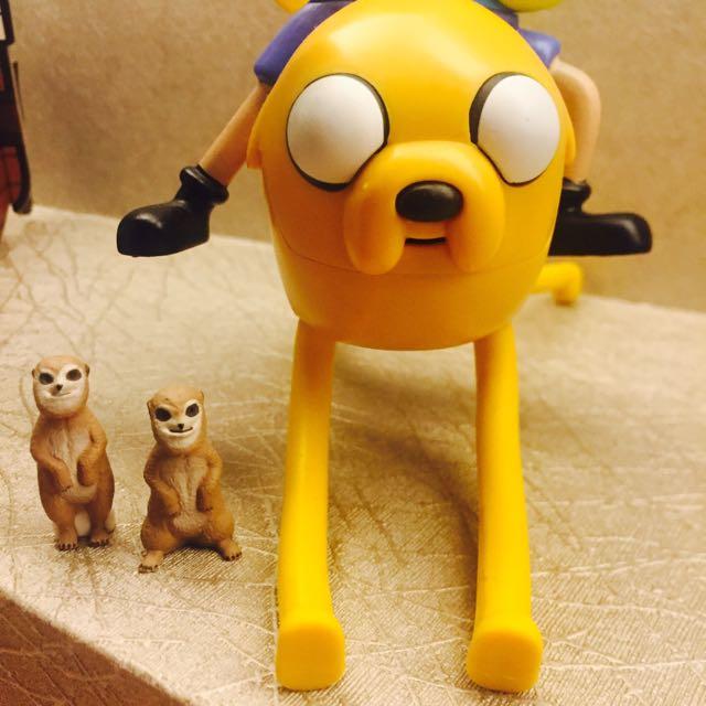 (免運)厚道星球(戽斗星球)-狐獴寶寶💕