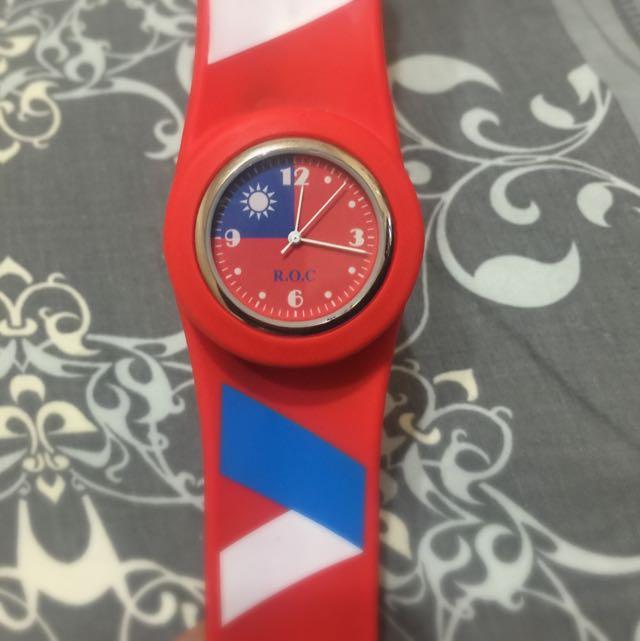 國旗拍拍錶