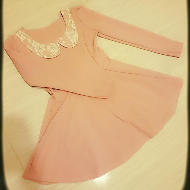 韓國小洋裝