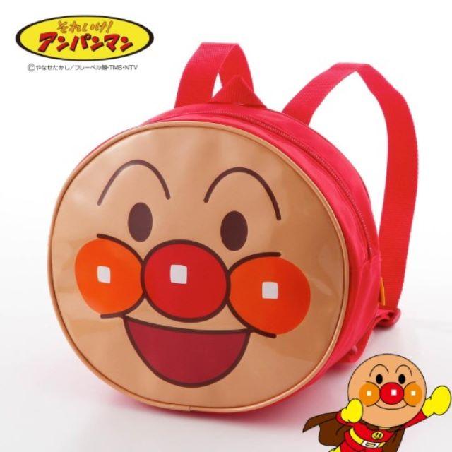 日本原裝~~麵包超人寶寶後背包~~