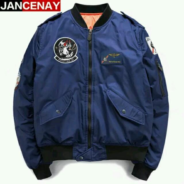 預購 Jancenay2016MA-1飛行夾克