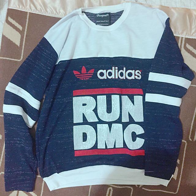 Adidas 翻玩古著上衣