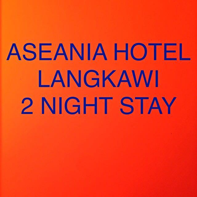 Aseania Langkawi - 2N/3D