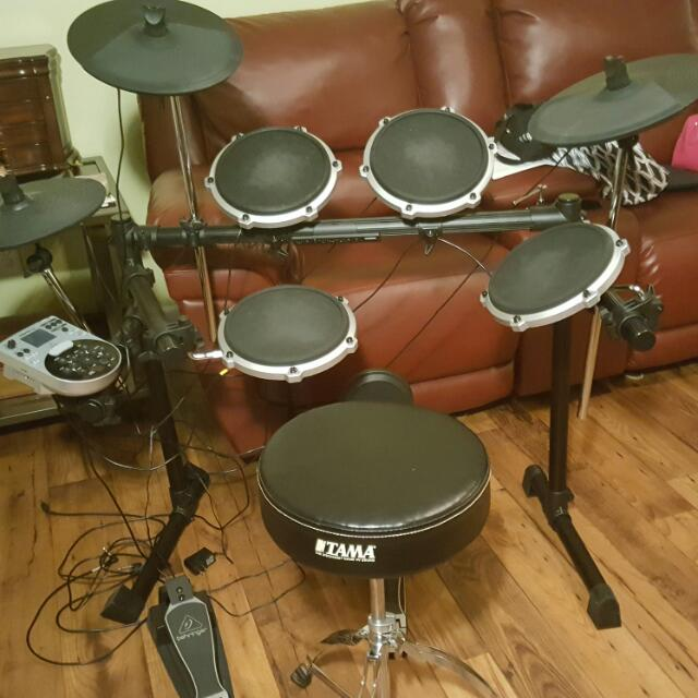 Behringer Electronic Drums Set