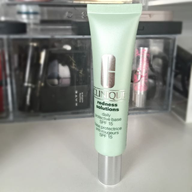 Clinique Redness Solution- Daily Protective Base