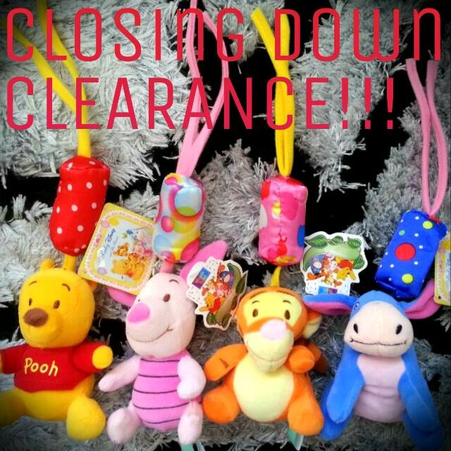 CLOSING DOWN CLEARANCE!!! UP TO 70% OFF!!!
