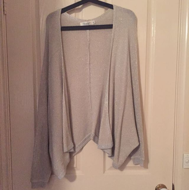 Gold Tone Cardy