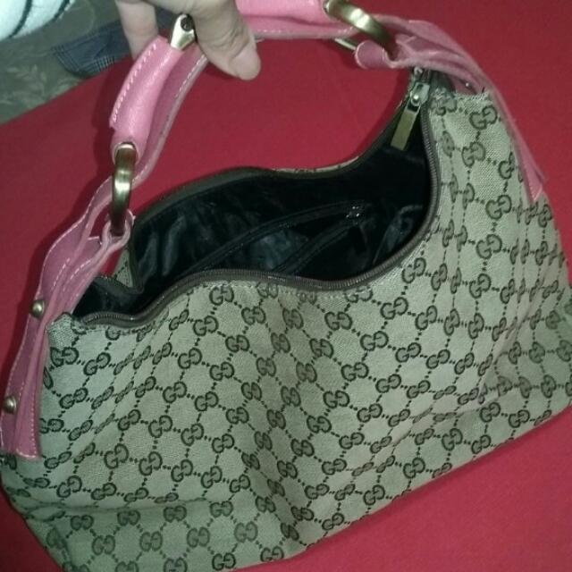 Gucci肩背包