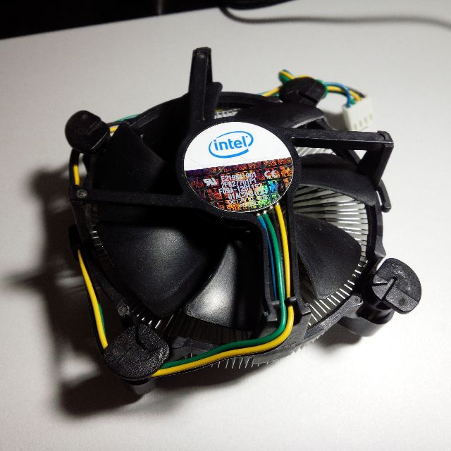 Intel Socket 775 Fan 原廠風扇