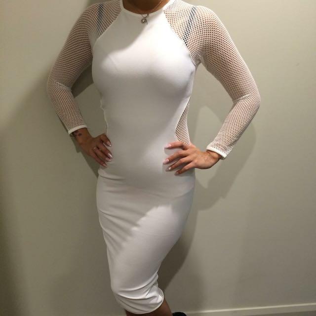 Misguided X Nicole Dress