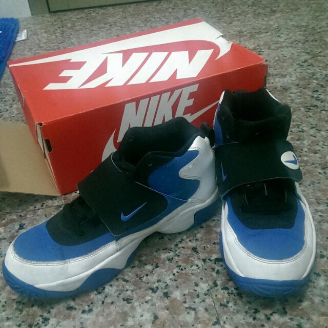 (正)Nike Mission