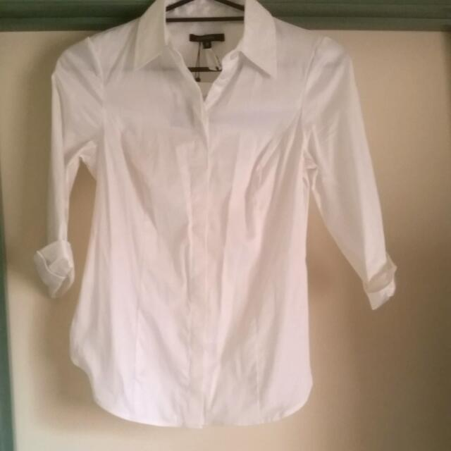 Portmans White Shirt