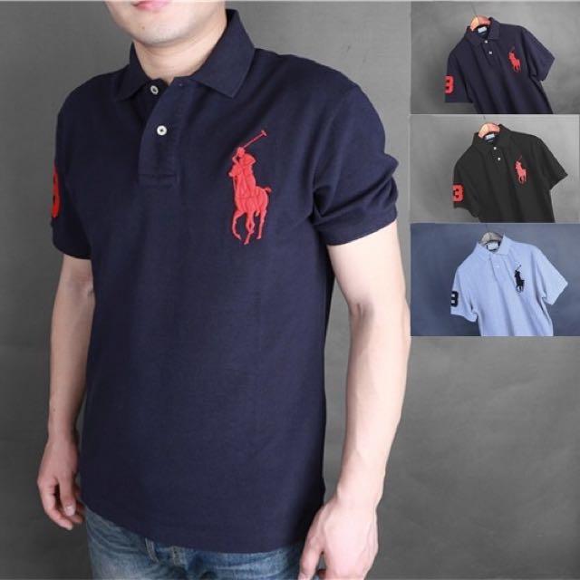 (預購)RL大馬美式經典款短袖polo衫