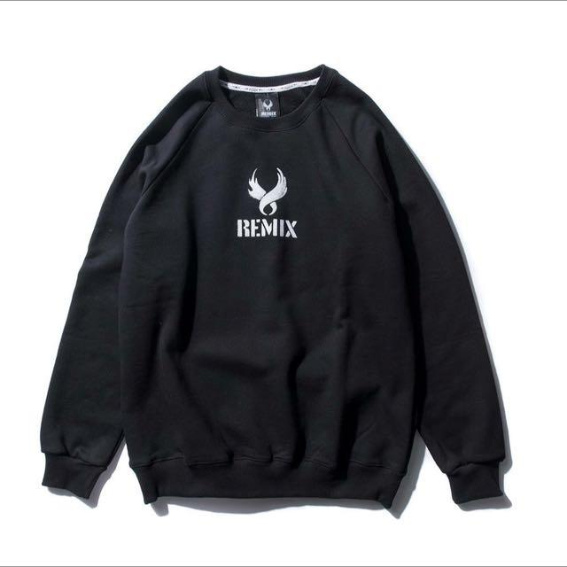Spray Wing Logo Sweatshirt