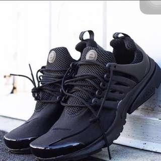 Nike Presto XXS 魚骨全黑