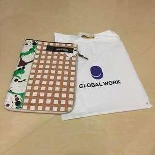 Global Work Clutch (Brand New)