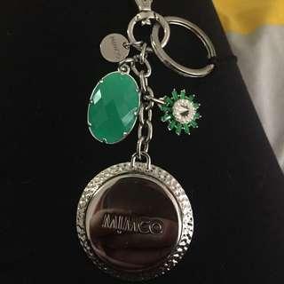 Mimco Starburst Keychain