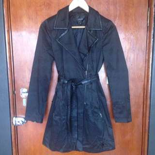 Black Portmans Coat