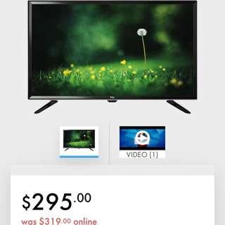"""TLC 32"""" TV HD LCD TV"""