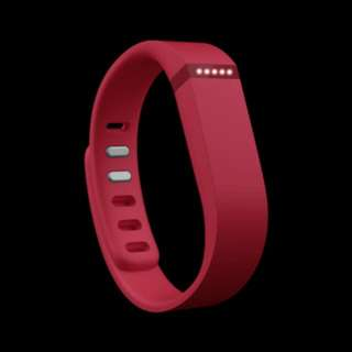 Fitbit Flex Red Color. BNIB