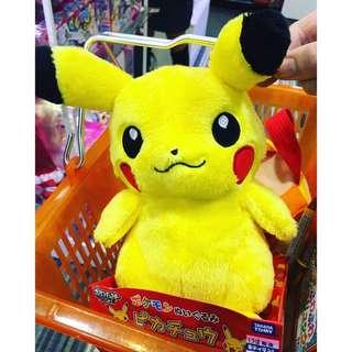 日本東京正版皮卡丘 皮卡丘娃娃 皮卡丘玩偶 代購
