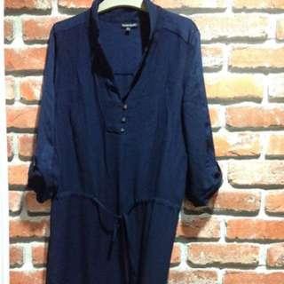 WAREHOUSE TUNIC DRESS