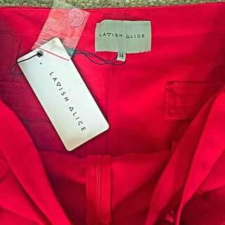 Lavish Alice Tailored Suit Pants