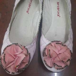 【含運】平底鞋 休閒鞋 娃娃鞋 花朵鞋
