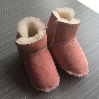 寶貝莫卡辛室內鞋
