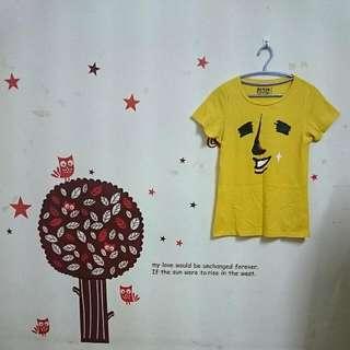 lativ 香蕉先生T恤 棉T