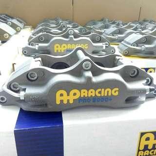 100% Genuine UK AP Racing CP5040 PRO5000+ 4 Pistons Race Series Brake Kit (Distributor Priced) Limited Stocks!