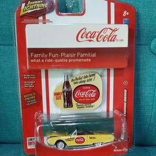 JohnnyLightnings : Coca Cola ; 1:64