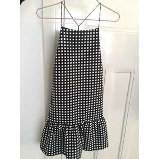 Finders Keepers Checkered Top