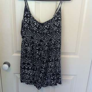 Pattern Playsuit