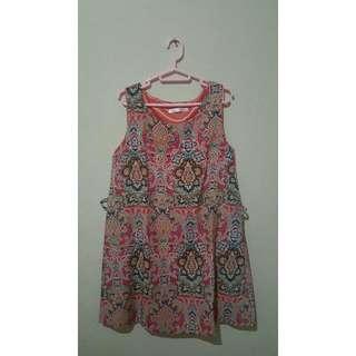 """abstrak mini dress from """"miss me"""""""