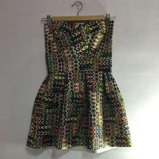 DW平口洋裝