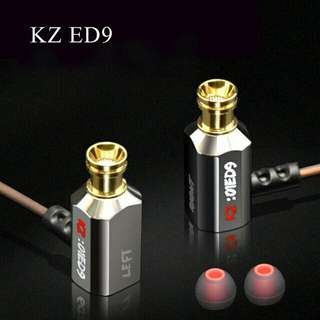 (sold out) KZ ED9 Tunable Earphones