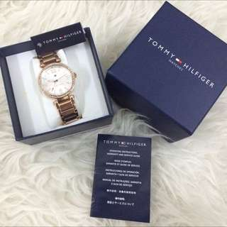 BNWT AUTHENTIC TOMMY HILFIGER WATCH