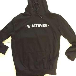日牌Wego WHATEVER帽T