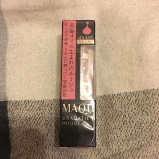 Maquillage 心機星魅唇膏 RS 354(2015秋季限定色)