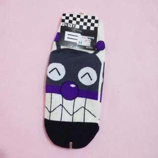 細菌人 短襪